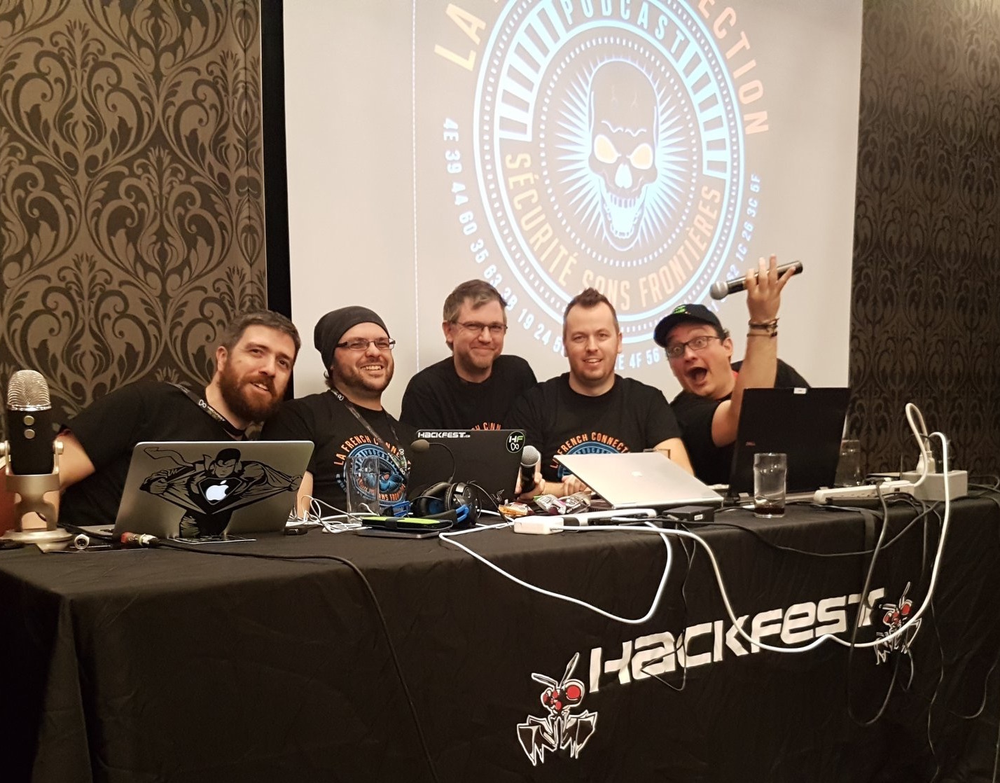 French Connection Podcast Team