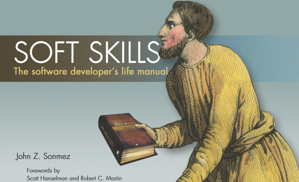 The software developer's life manual book cover